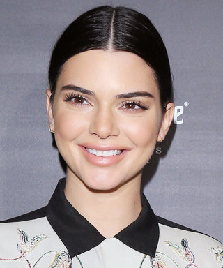Kendall Jenner, Supermodel, Says Her Favorite Body Part Is Her Eyelashes