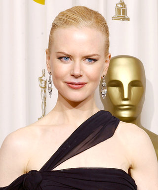 Nicole Kidman Surprisingly Celebrated Her Big Oscar Win Alone with Room Service in a Hotel