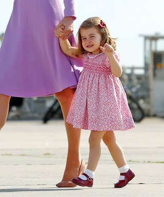 5 Cute Pairs of Kids' Shoes Straight From Princess Charlotte's Closet