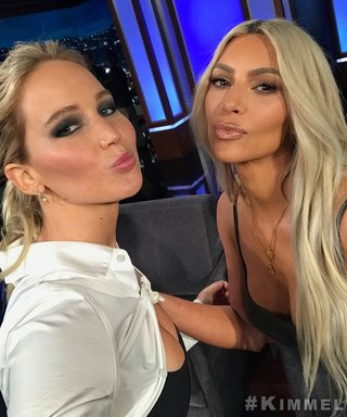 J.Law StrippedNaked in Kris Jenner's Closet, Demanded Kim and Kanye Style Her