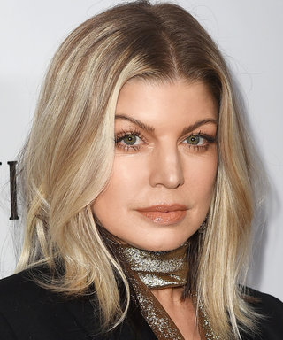 Fergie Looks Totally Different As a Redhead