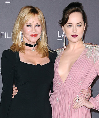 Dakota Johnson and Mom Melanie Griffith Look Like Sisters on the Red Carpet