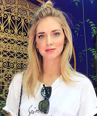 The Blonde Salad's Chiara Ferragni Shares Photo of Her Bare Baby Bump