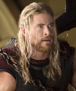 Chris Hemsworth Passes the Torch to His Adorable Thor Mini-Me