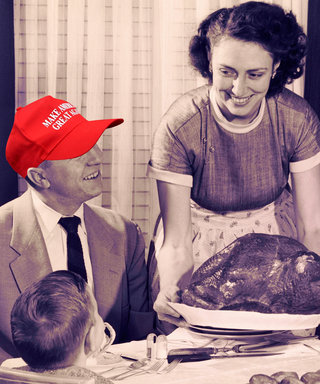 How to Survive the Holidays When Your Relatives Are Trump Supporters