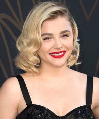 Chloë Grace Moretz Has a New BF and a Shocking New Hair Color