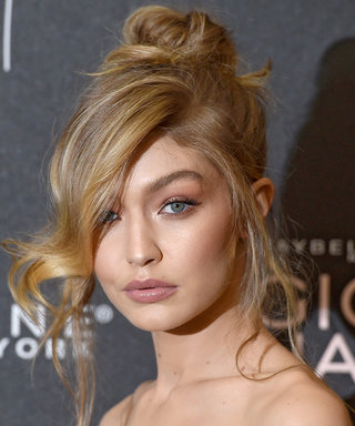 Daily Beauty Buzz: Gigi Hadid's Undone Topknot