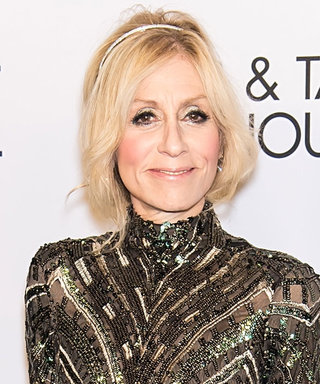 Judith Light's Metallic Dress Shut Down the Elton John AIDS Foundation's Gala Red Carpet