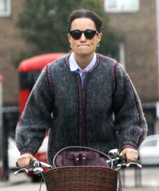 Pippa Middleton's Cozy Cardigan Is What Winter Dreams Are Made of