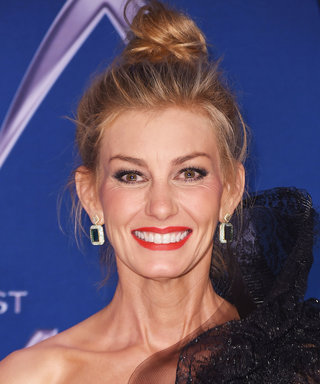 Faith Hill Had an Angelina Jolie Leg Moment at the CMAs, and Twitter Flipped Out