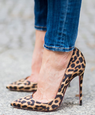 Make a Bold Statement in Leopard Print Shoes
