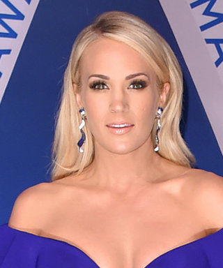 Carrie Underwood's CMAs Gown Had All the Drama