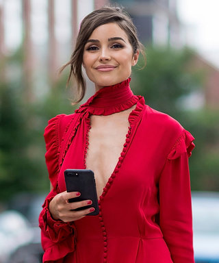 Olivia Culpo's Guide to Holiday Dressing
