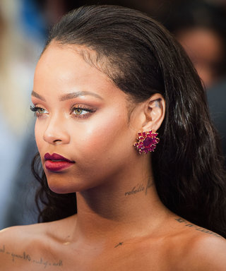 Rihanna Has Created the Perfect Red Lipstick—And You Can Get It Now