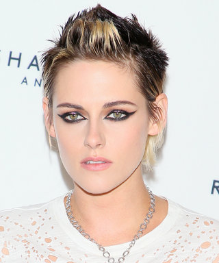 Daily Beauty Buzz: Kristen Stewart's Reverse Cat Eye
