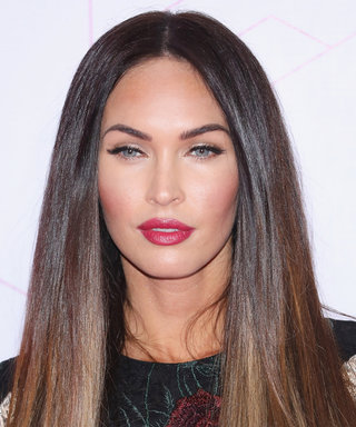 Megan Fox Posts the Perfect Mirror Selfie in White Lingerie