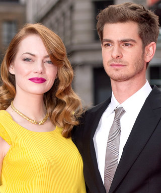 Exes Emma Stone and Andrew Garfield Met Up at the Governors Awards