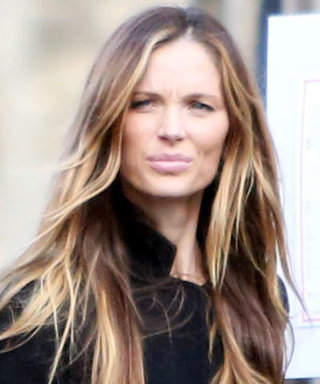 Georgina Chapman Steps Out in England a Month After Leaving Husband Harvey Weinstein