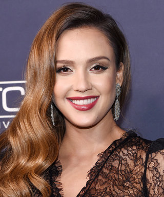 Daily Beauty Buzz: Jessica Alba's Retro Waves