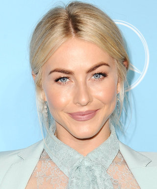 "Julianne Hough's ""Baby Blonde"" Hair Was Inspired By Her Toddler Photos"