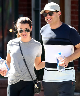 Lea Michele and Boyfriend Zandy Reich Are Taking Their Relationship to New Heights