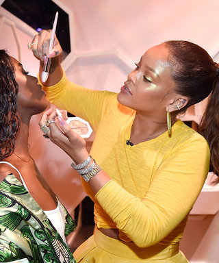 Rihanna Politely Asks You Not to Make Fun of Her First Makeup Tutorial