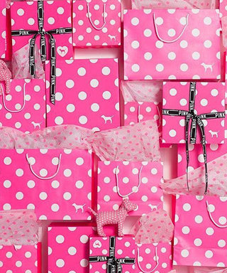 Victoria's Secret Pink's New Interactive Pop-Up Will Get You in the Holiday Spirit