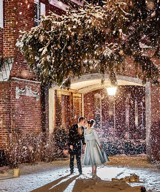 14 Whimsical Ideas to Inspire the Winter Wedding of Your Dreams