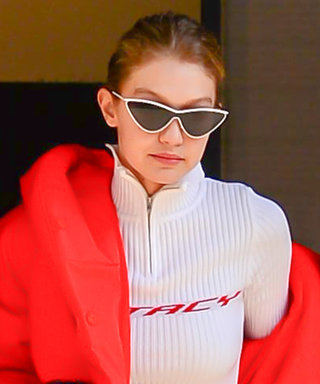 Gigi Hadid Just Wore a $15 H&M Jacket (Need We Say More?)