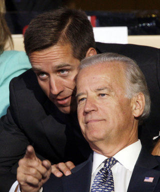 EXCLUSIVE: Joe Biden Reads a Touching Excerpt From His New Book About Mourning His Son's Death
