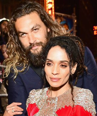 Jason Momoa and Lisa Bonet Flash Wedding Bands During Post-Wedding Red Carpet Debut