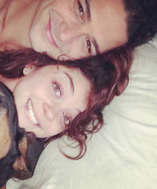 Sarah Hyland Claps Back After Her Possibly-Naked Photo with Wells Adams Was Criticized