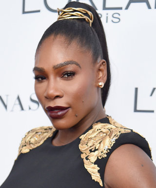 Serena Williams Is One Hot Mama In Versace For First Red Carpet Since Giving Birth