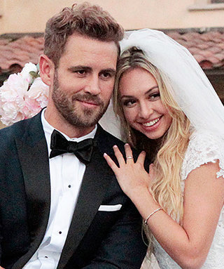 The Bachelor's Corinne Olympios Got Engaged Right After Her Nick Viall Split