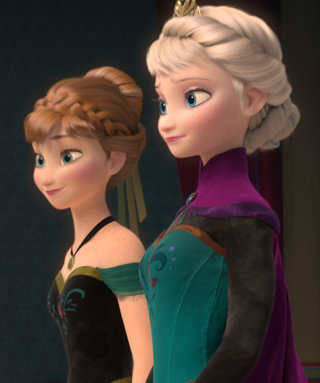 Frozen Is Back! Anna and Elsa Sing a Brand New Song in Exclusive First Look