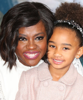 Viola Davis Is Using Disney Princesses and Wonder Woman to Teach Her Daughter Self-Love