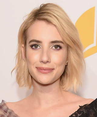 Emma Roberts's Sheer Gown Defies the Laws of Red Carpet Modesty