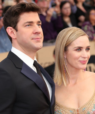 Real-Life Couple John Krasinski and Emily Blunt Are Co-Starring in a Horror Movie