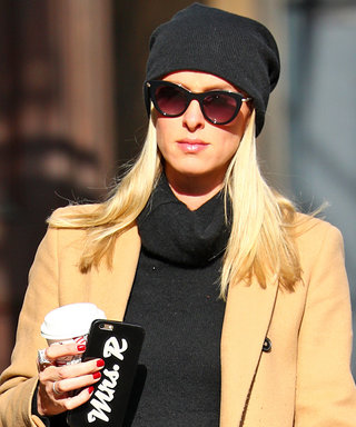 Nicky Hilton Deserves an Award for Wearing Leather Leggings While Pregnant