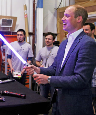 Princes William and Harry Have Cameos in the Next Star Wars Movie