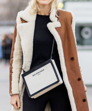 7 Shearling Coats So You Feel Nice and Toasty This Winter