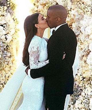 Kim Kardashian's Wedding Day Fragrance Only Costs $20