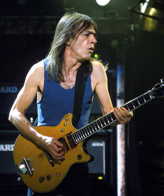 AC/DC Guitarist Malcolm Young Dead at Age 64