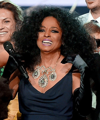 Diana Ross Receives Lifetime Achievement Award at the 2017 AMAs