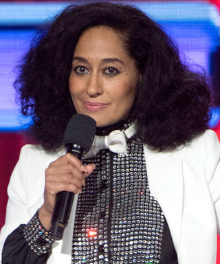 Tracee Ellis Ross Re-Wore One of Mom Diana Ross's Iconic Outfits at the AMAs