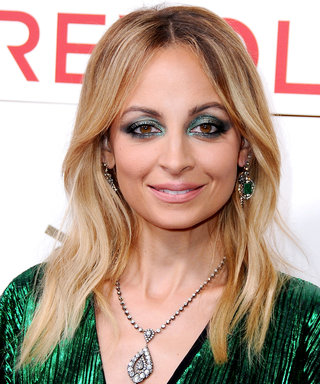 Nicole Richie Just Showed Us the New Way to Wear Pastel Hair