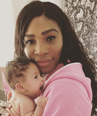 Serena Williams's 2-Month-Old Daughter Scored Her First Gatorade Ad