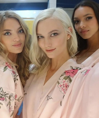 See the Best Instagrams from the 2017 Victoria's Secret Fashion Show