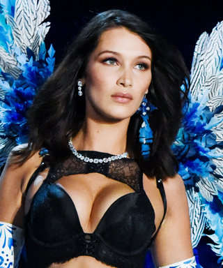 Bella Hadid Had an Emotional Reaction to This Year's Victoria's Secret Fashion Show
