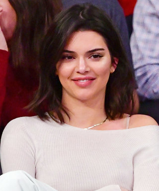 Kendall Jenner Brought Her BFF to Cheer on Blake Griffin at a Basketball Game
